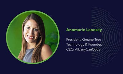 Alaant Influencers: Annmarie Lanesey of Greane Tree Technology