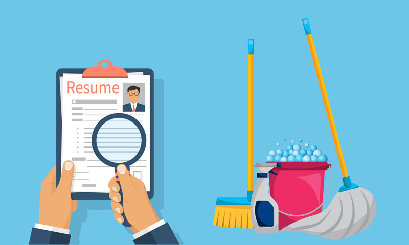 Cut the Clutter: How to Keep your Resume Simple and Effective