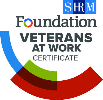 Michelle Conn Veterans At Work Digital Badge